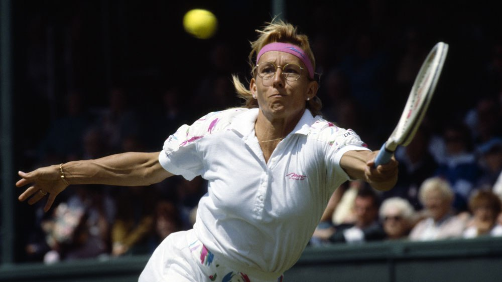 Martina Navratilova Documentary to Be Produced by Reese Witherspoon